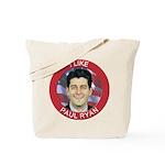 I Like Paul Ryan Tote Bag