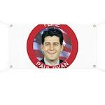I Like Paul Ryan Banner