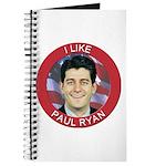 I Like Paul Ryan Journal