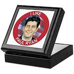 I Like Paul Ryan Keepsake Box