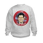 I Like Paul Ryan Kids Sweatshirt