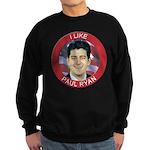 I Like Paul Ryan Sweatshirt (dark)