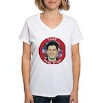 I Like Paul Ryan Women's V-Neck T-Shirt