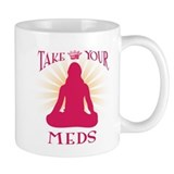 Take Your Meds Mug