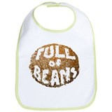 Full of Beans Bib