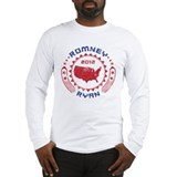 Romney-Ryan Long Sleeve T-Shirt