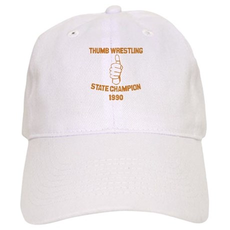 Thumb Wrestling Champ Cap