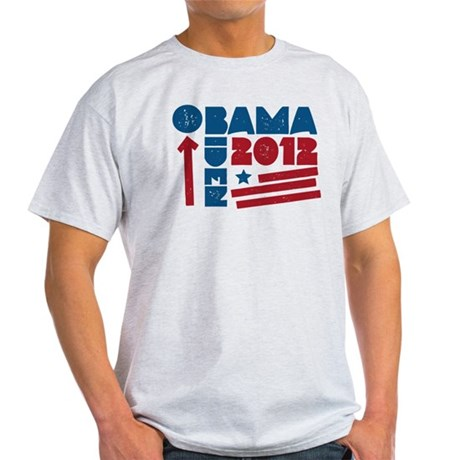 Obama-Biden Light T-Shirt