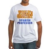 World's Greatest Spanish Professor Shirt