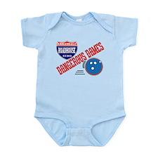 DANGEROUS DAMES Infant Bodysuit