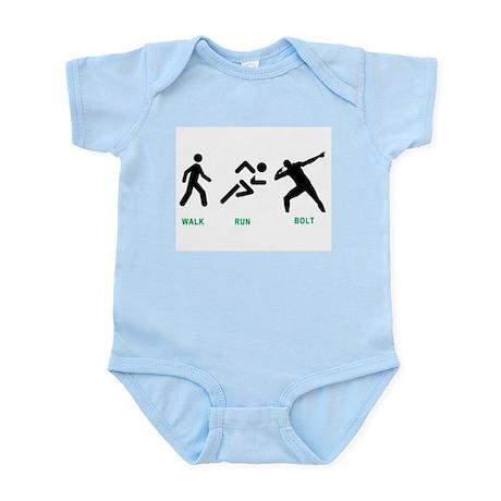 Bolt Jamaica Infant Bodysuit