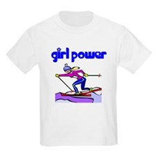 GP Cross Country Skiing Kids T-Shirt