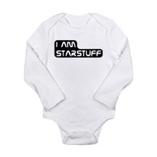 Carl Sagan Starstuff Long Sleeve Infant Bodysuit