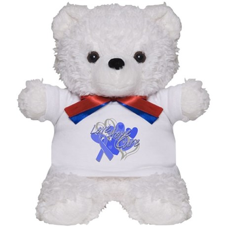 Stomach Cancer Love Hope Cure Teddy Bear