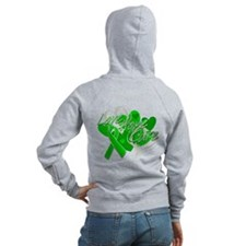 TBI Love Hope Cure Shirts Zip Hoodie