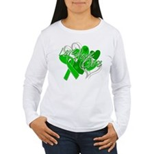 TBI Love Hope Cure Shirts T-Shirt