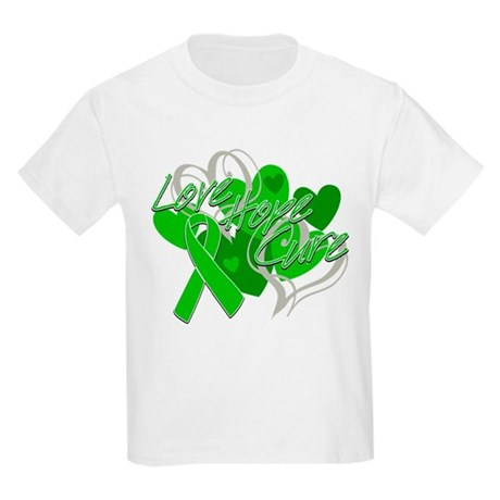 TBI Love Hope Cure Shirts Kids Light T-Shirt
