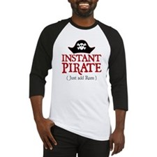 Instant Pirate - Baseball Jersey