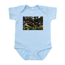 Henri Rousseau The Dream Infant Bodysuit