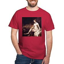 Rembrandt Bathsheba at Her Bath T-Shirt