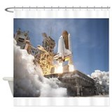 Atlantis Launch STS 132 Shower Curtain