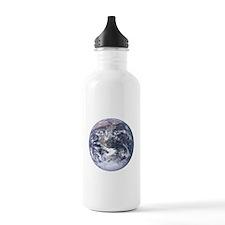 Earth - Big Blue Marble Water Bottle