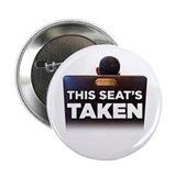 "Obama 2012 This Seat's Taken 2.25"" Button"