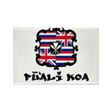 Pü'ali Koa Rectangle Magnet