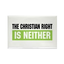 Christian Right Rectangle Magnet (10 pack)