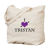 I Heart Tristan Tote Bag