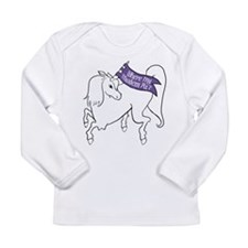 Where my maidens at? Long Sleeve Infant T-Shirt