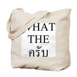 WTK? Tote Bag