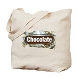 Chocolate slut Tote Bag