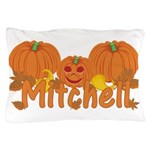 Halloween Pumpkin Mitchell Pillow Case