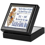 Santa Anna Tile Keepsake Box