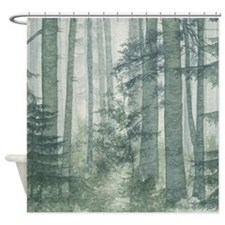 Unique Shower Curtains | Unique Fabric Shower Curtain Liner