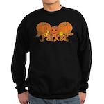 Halloween Pumpkin Parker Sweatshirt (dark)