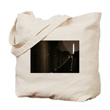 Vietnam Veterans Memorial Washington Monument Tote