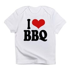 ilovebbqblk.png Infant T-Shirt