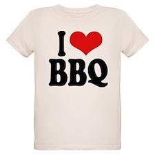 ilovebbqblk.png T-Shirt