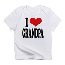 ilovegrandpablk.png Infant T-Shirt