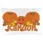 Halloween Pumpkin Randon Pillow Case