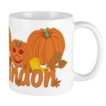 Halloween Pumpkin Randon Mug