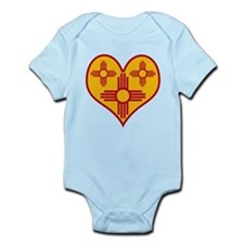 nmziaheart.png Infant Bodysuit