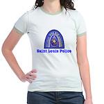 St. Louis Police Jr. Ringer T-Shirt