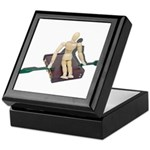 Rowing Briefcase Keepsake Box