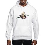 Rowing Briefcase Hooded Sweatshirt