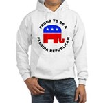 Florida Republican Pride Hooded Sweatshirt