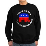 Florida Republican Pride Sweatshirt (dark)