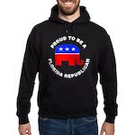Florida Republican Pride Hoodie (dark)